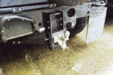 Land Rover Defender 90 - Adjustable Tow Bar Kit 1998 ONWARDS BA 192A.